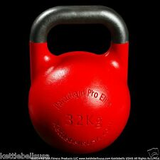 32 kg-70 lb Paradigm Pro ELITE Precision Competition Kettlebell *FREE SHIPPING*