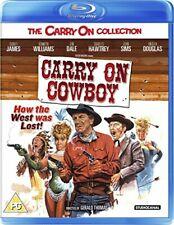 Carry on Cowboy 1966 Blu-ray DVD Region 2