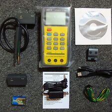 DER EE DE-5000 High Accuracy Handheld LCR Meter - Full set New F/S with Tracking