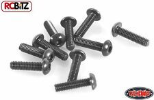 Steel Button Head Cap Screws M2.5 x 10mm 10 RC4WD Z-S0916 Adventure Cage mount