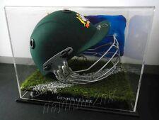 ✺Signed✺ DENNIS LILLEE Cricket Helmet PROOF COA Australia 2018 Shirt Jersey