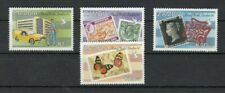 SAMBIA, 1990 Briefmarkenausstellung 511-14 **, (28213)
