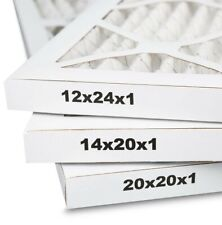 "20"" x 25"" x 1"", 12-Pack Merv-13 Nfp Enviroshield Pleated Ac/Furnace Air Filters"