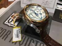 24245 Invicta Reserve 52mm JT Venom Elegant Ltd Edition Swiss Quartz Strap Watch