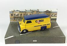 Bedford CA Van Collector Club 1990 • Corgi D981 1:43 Model • MINT BOXED