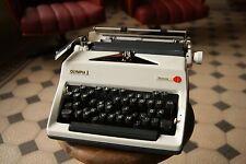 Olympia Monica De Luxe Typewriter