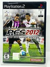 Pro Evolution Soccer 2012 - PS2 - Brand New | Factory Sealed