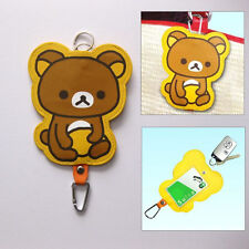 San-X Rilakkuma Korilakkuma Key Case, Key Cover, Pass Case, Card Holder (6c45)