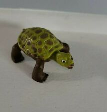 Dinosaur Train Adam Adocus Turtle Figure Rare Green Learning Curve