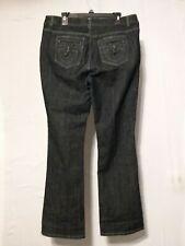 Boom Boom Womens Black Jeans Size 18W