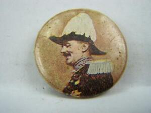 WW1 pin back badge British Field Marshal Julian Hedworth George Byng        4428