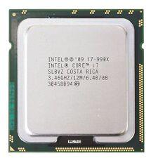 Intel Core i7-990X Extreme Edition Gulftown 6-Core 3.46 GHz LGA 1366 130W CPU