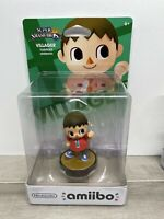 Nintendo Amiibo Villager Brand New Sealed