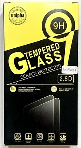 APPLE IPHONE X TEMPERED GLASS SCREEN PROTECTOR 9H 2.5D 10/PACK NEW FREE SHIPPING
