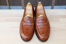 MOCASSIN EDWARD GREEN  PICADILLY CUIR 8 E / 42 SUPER ETAT MEN'S SHOES