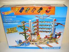 NEW Hot Wheels HW Ultimate Garage Play Set