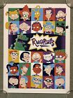 Rugrats Nickelodeon Cartoon Tv Show Art Print Poster Mondo Dave Perillo