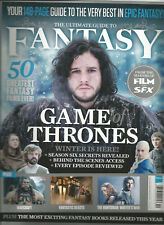 THE ULTIMATE GUIDE TO FANTASY, GAME OF THRONES. JANUARY  2016