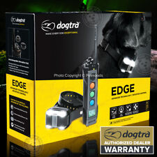 Dogtra EDGE Remote Trainer Collar 1-Mile Training System Expandable