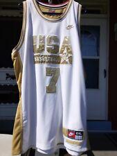 usa basketball Larry bird jersey