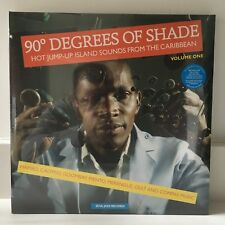 V/A 90 Degrees of Shade Vol 1 2xLP 2014 FACTORY SEALED NEW Afro Cuban MAMBO