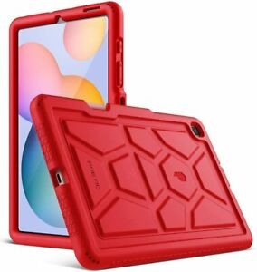 Poetic For Galaxy Tab S6 Lite / S6 Tablet Case,Soft Silicone Protective Cover