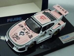 1/43 Fujimi PORSCHE 935 K3 #4 LE MANS 1980