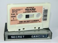 The Secret Garden 1983 Pickwick Tell-a-Tale Ladybird Books AUDIO Cassette Tape