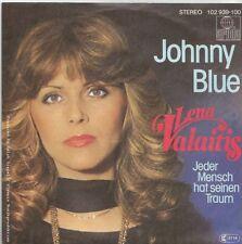 Lena Valaitis-Johnny Blue/ogni uomo ha il suo sogno (vinyl-Single)!!!