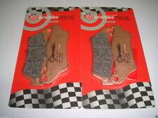 4 PASTILLAS DELANTEROS BREMBO SINTERIZADO 07001XS GILERA GP 800 2008 2009