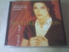 MICHAEL JACKSON - EARTH SONG - 3 TRACK CD SINGLE