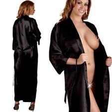 Damen-Kimono in Übergröße aus Satin