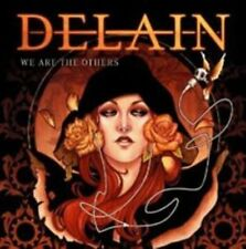 Delain We Are The Others 2012 Special Edition CD UK Symphonic Metal Music Albu