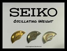 NEW OLD STOCK GENUINE SEIKO500 , 501 , 509 OSCILLATING WEIGHT ALL MODELS LIST