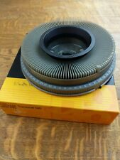 KODAK CAROUSEL TRANSVUE 140 35mm Slide Tray in Box