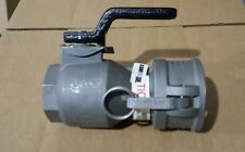 """NEW  Civacon OPW Twin-KAM  2"""" Dry Disconnect Coupler Kamvalok  2272D STAINLESS"""