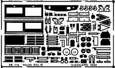 eduard 35114 1/35 Armor- Horch Kfz15 for Italeri