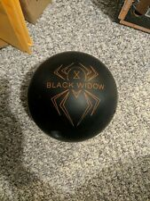 Hammer Black Widow Urethane 15lb bowling ball
