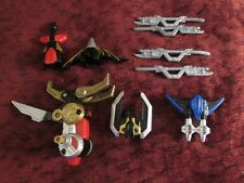 Lightspeed Power Rangers Weapons Lot