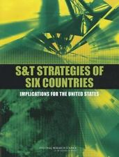 S&T Strategies of Six Countries: Implications for the United States-ExLibrary