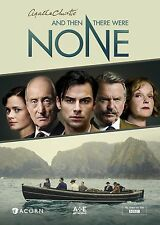 Agatha Christie And Then There Were None Complete BBC Mini-Series Box / DVD Set