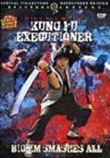 Kung Fu Executioner KF Martial Arts Wall
