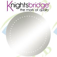 KNIGHTSBRIDGE RCT5048 LED IP44 ROUND MIRROR- IN STOCK!!! 500mm Bathroom
