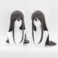 Rascal Does Not Dream of Bunny Girl Senpai Sakurajima Mai Cosplay wig hair