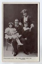 George Robey - Real Photo Postcard c1910