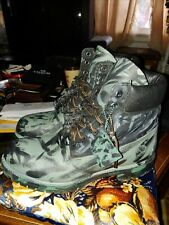 """Men's Timberland Boots"""" camouflage 2cd.edition/400gr. $180.00 new! Sz.10"""