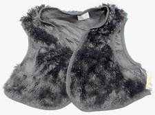 Women Faux Fur Shrug Halloween Costume Black One Size Fits Most