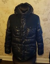 "Hugo Boss julex down padded jacket coat Men's Winter Size L man male 42"" chest"