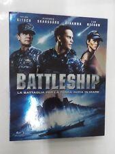 Battleship - Blu-ray - Edizione Slipcase - Originale - Nuovo -COMPRO FUMETTI SHO