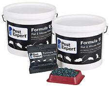 Pest Expert Formula 'B' Professional Rodent Poison 3kg